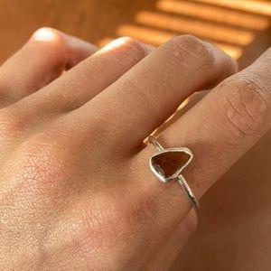 Jewelry - Orange tourmaline